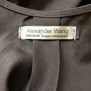 Uniqlo Dresses - Alexander Wang x Uniqlo black cutout dress